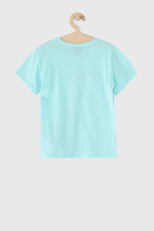 Champion - Detské tričko 102-179 cm tyrkysová