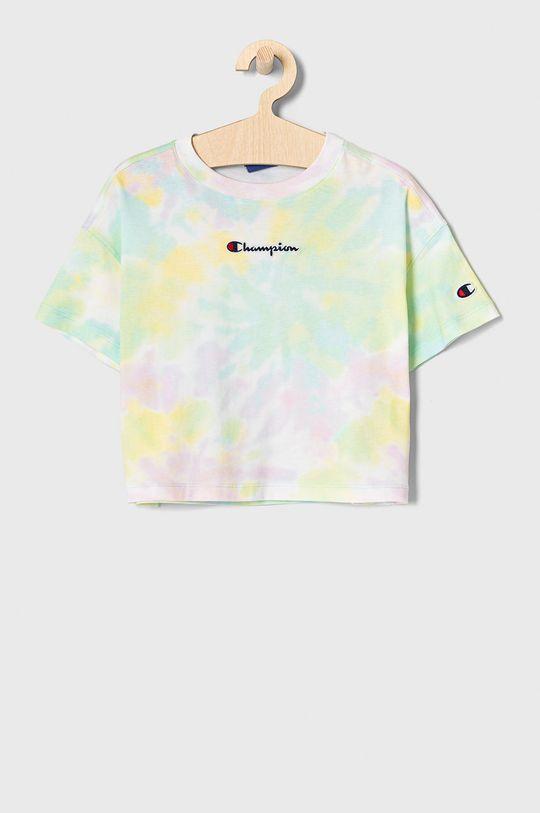 multicolor Champion - T-shirt dziecięcy 102-179 cm Dziewczęcy