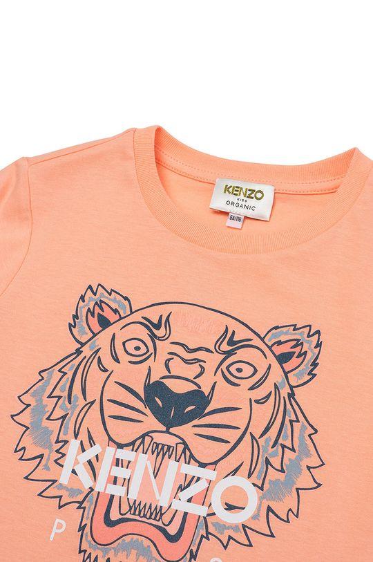 KENZO KIDS - T-shirt dziecięcy 128-152 cm 100 % Bawełna