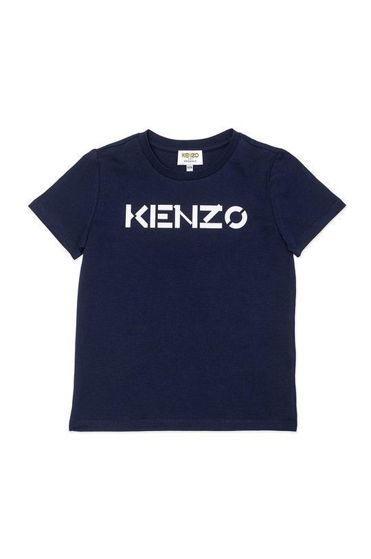 námořnická modř KENZO KIDS - Dětské tričko Dívčí
