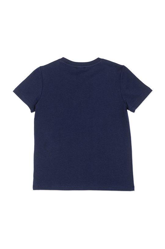KENZO KIDS - Dětské tričko námořnická modř