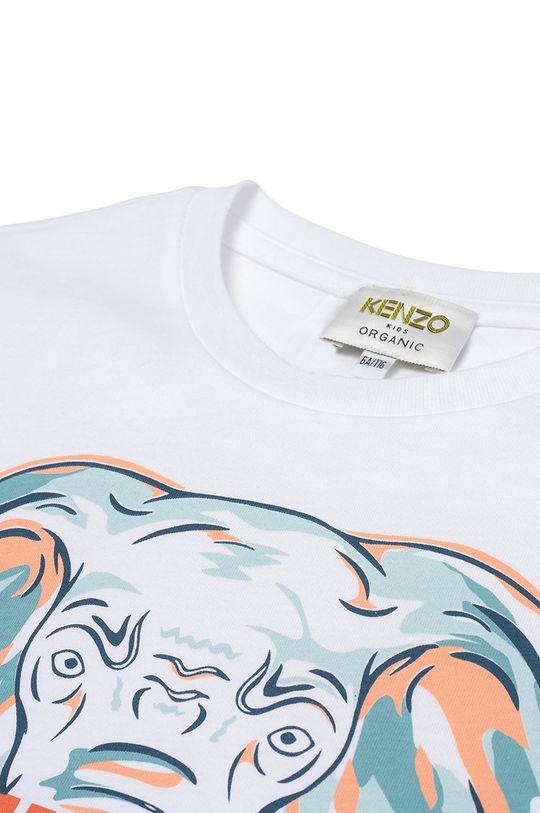 KENZO KIDS - Dětské tričko 164 cm bílá