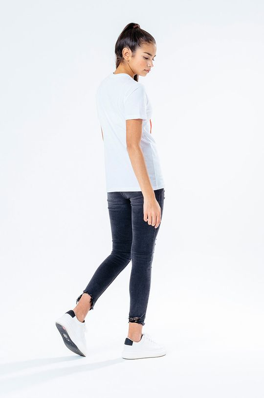 Hype - T-shirt dziecięcy SPRAY SCRIPT 100 % Bawełna