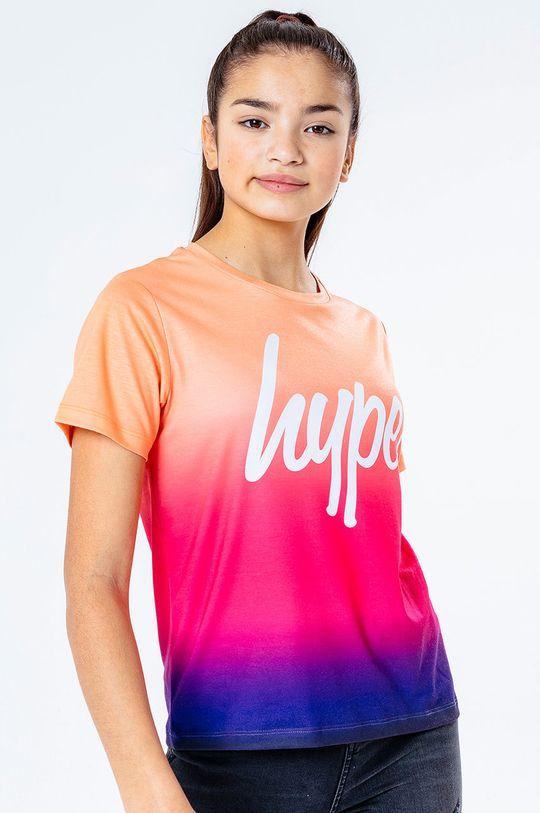 multicolor Hype - T-shirt dziecięcy MIAMI FADE Dziewczęcy