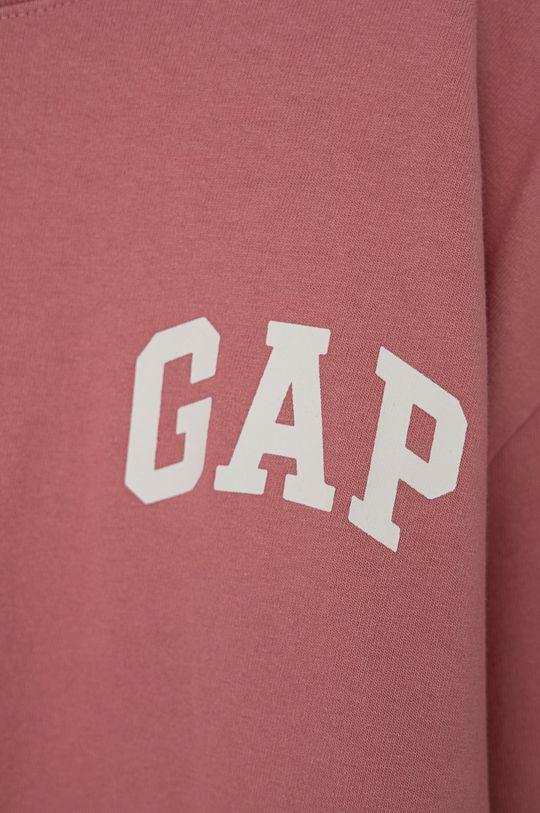 GAP - T-shirt bawełniany dziecięcy 683660.GIRLS.KNITS.SWEA 100 % Bawełna