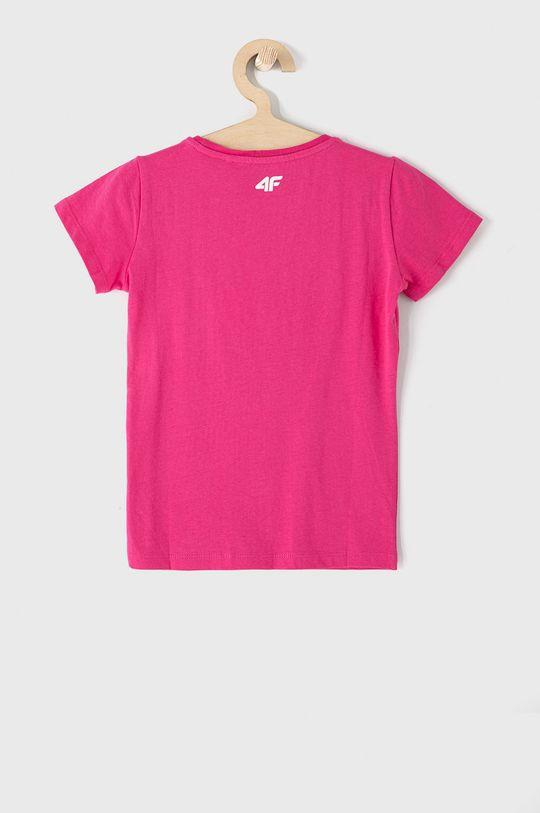 4F - Detské tričko 122-164 cm  100% Bavlna