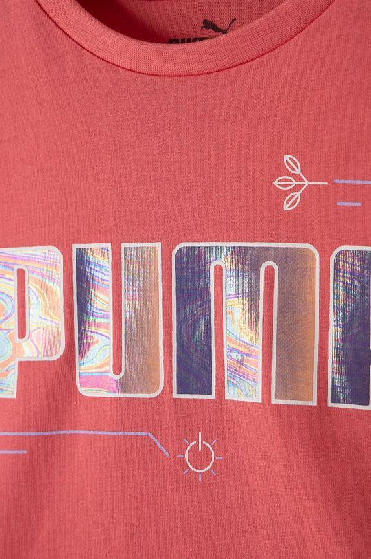Puma - Detské tričko 104-164 cm  100% Bavlna