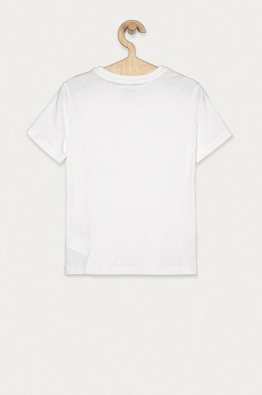 Puma - Detské tričko 104-176 cm  Základná látka: 100% Bavlna Elastická manžeta: 96% Bavlna, 4% Elastan