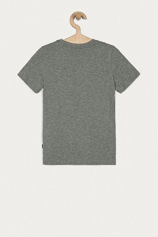 Puma - Detské tričko 92-176 cm sivá