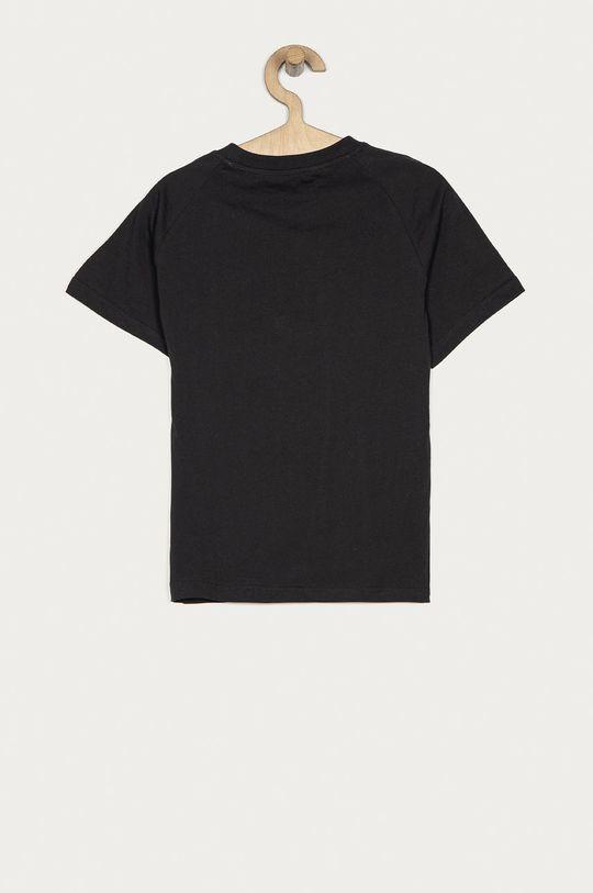 adidas Originals - T-shirt dziecięcy 128-176 cm czarny