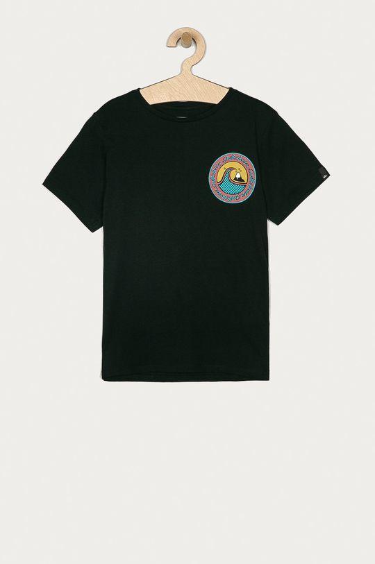 černá Quiksilver - Dětské tričko 128-172 cm Dětský