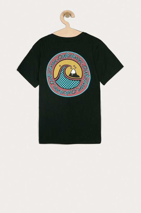 Quiksilver - Dětské tričko 128-172 cm černá