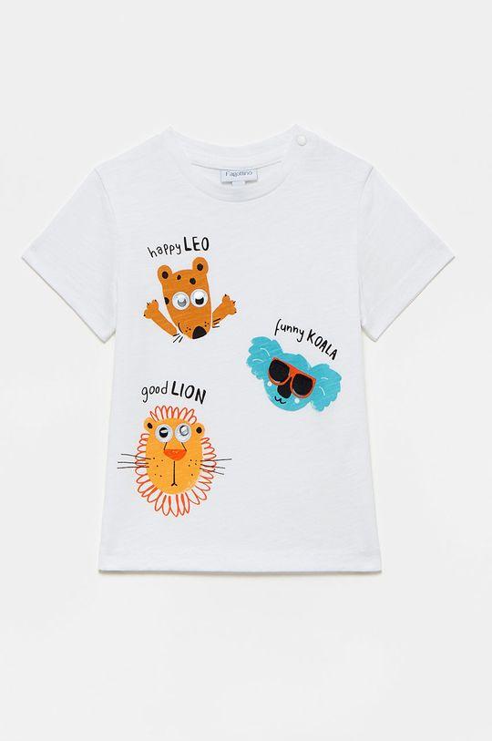 biela OVS - Detské tričko Detský