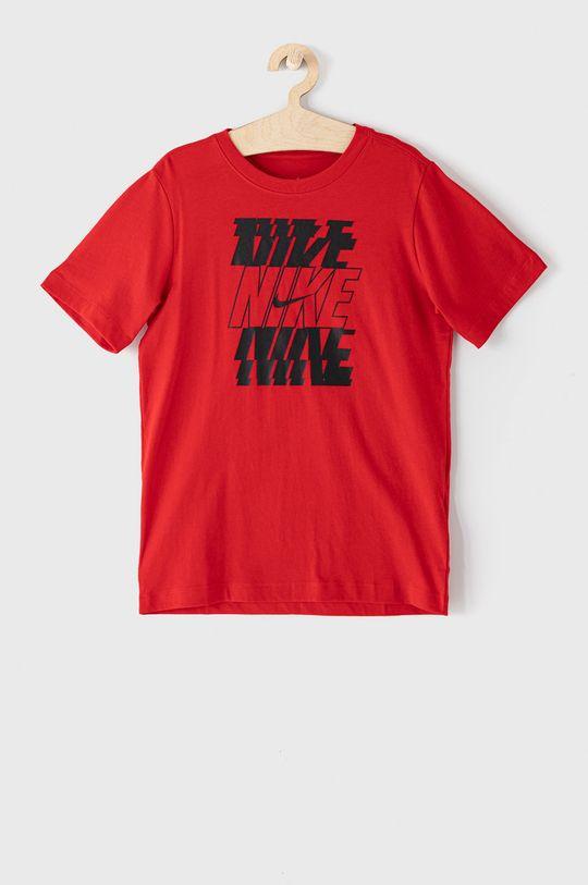 sýtočervená Nike Kids - Detské tričko 122-170 cm Detský