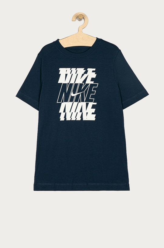 tmavomodrá Nike Kids - Detské tričko 122-170 cm Detský