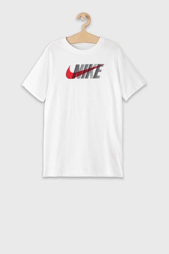 biela Nike Kids - Detské tričko 122-170 cm Detský