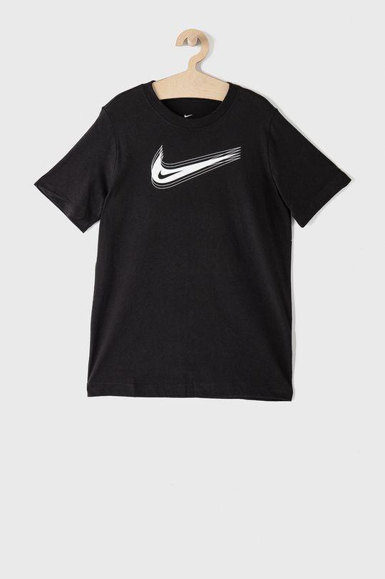 čierna Nike Kids - Detské tričko 122-170 cm Detský