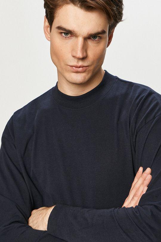 námořnická modř Tom Tailor - Tričko s dlouhým rukávem