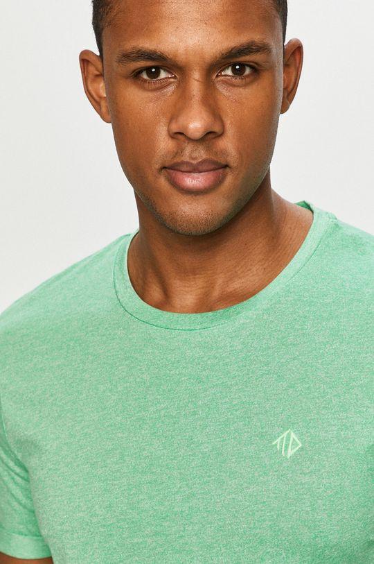 zelená Tom Tailor - Tričko Pánsky