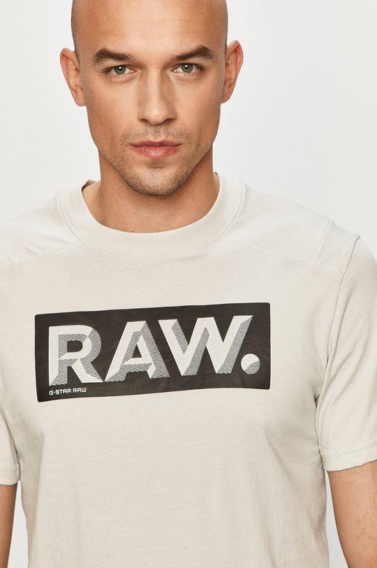 šedá G-Star Raw - Tričko