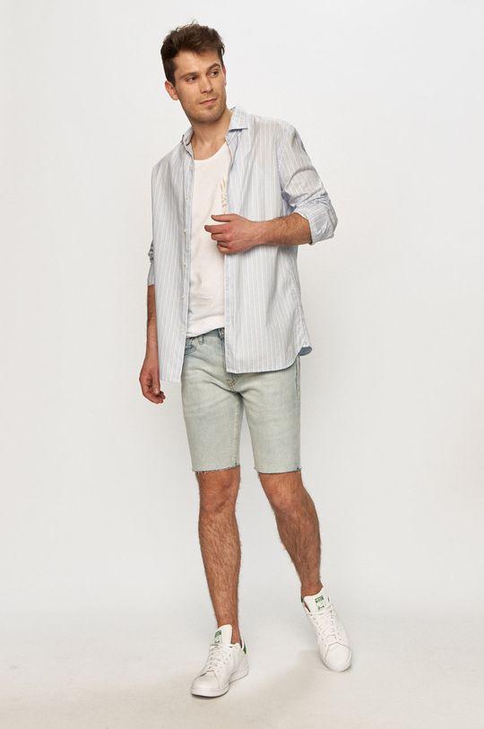 Jack & Jones - T-shirt biały