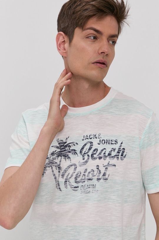 světle tyrkysová Jack & Jones - Tričko
