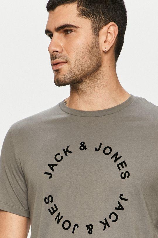šedá Jack & Jones - Tričko