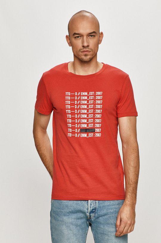 červená Tom Tailor - Tričko