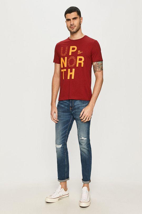 s. Oliver - T-shirt czerwony