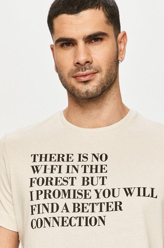 jasny niebieski s. Oliver - T-shirt