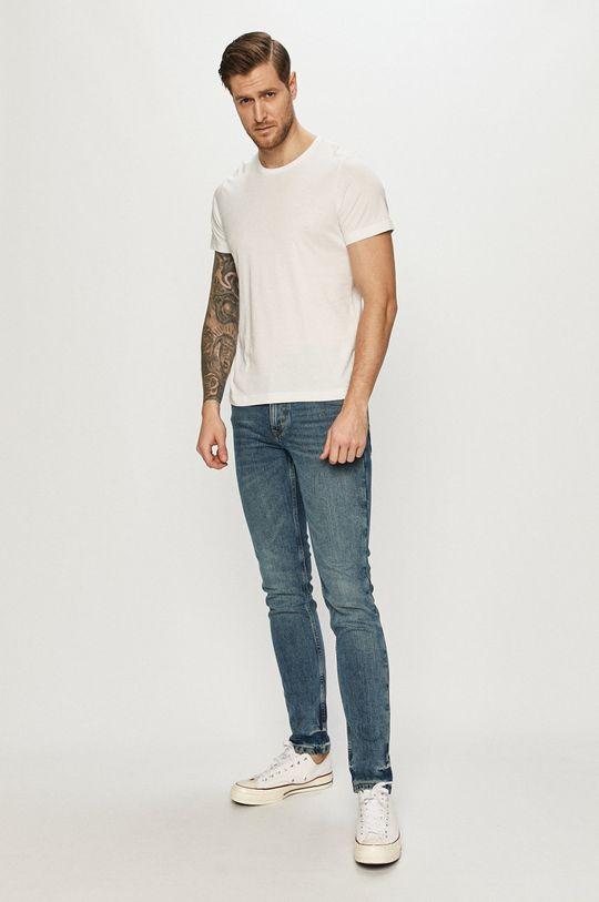 s. Oliver - T-shirt biały