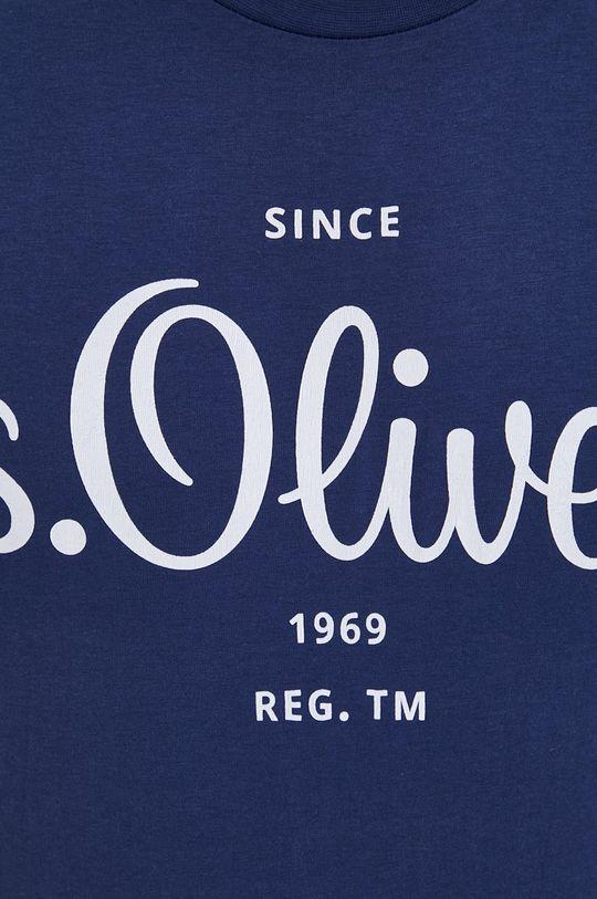 niebieski s. Oliver - T-shirt