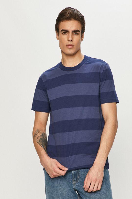 granatowy s. Oliver - T-shirt Męski