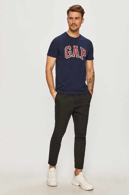 GAP - T-shirt granatowy