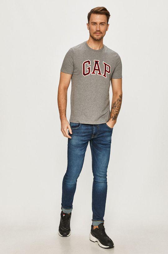GAP - T-shirt szary