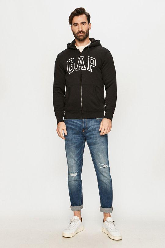 GAP - T-shirt kremowy