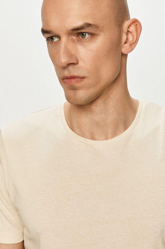 béžová Tom Tailor - Tričko