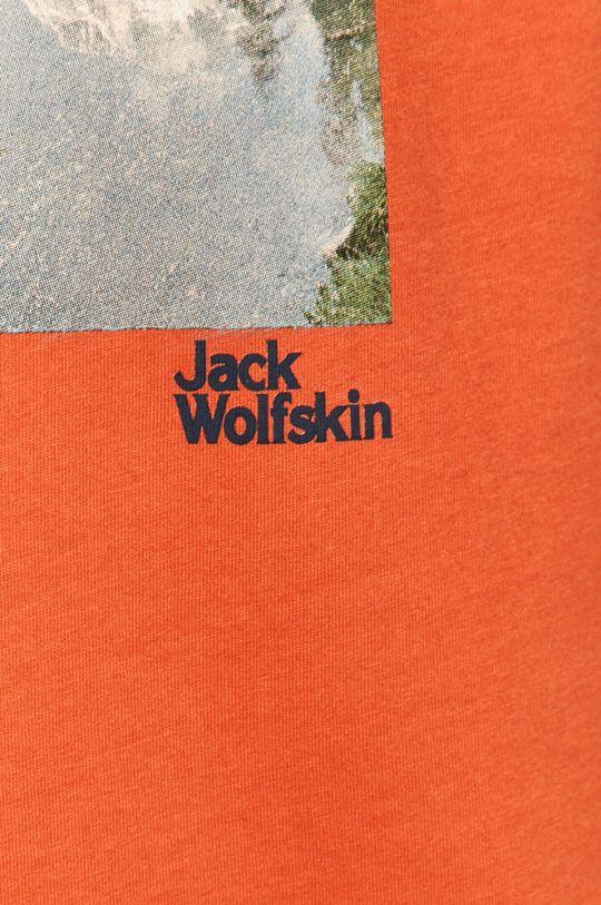 Jack Wolfskin - T-shirt Męski
