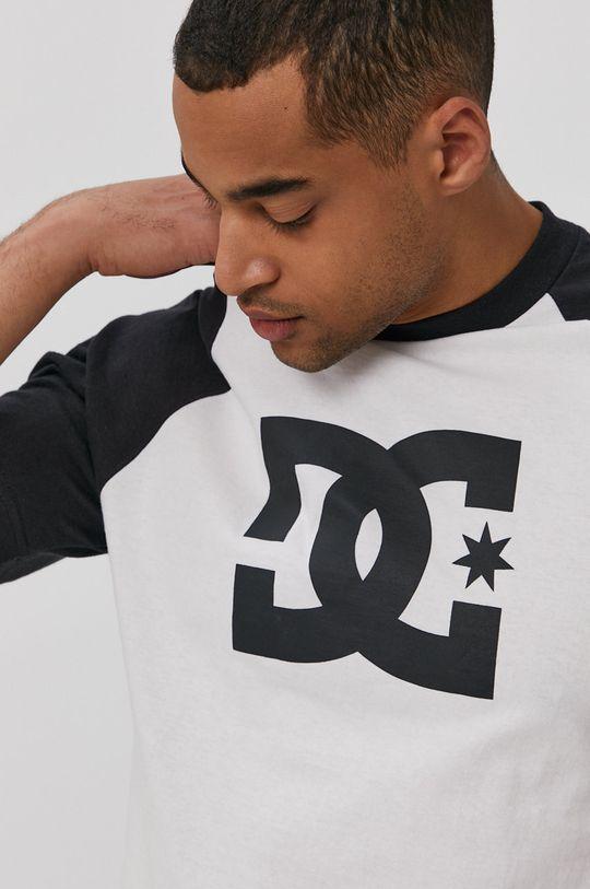 bílá Dc - Tričko