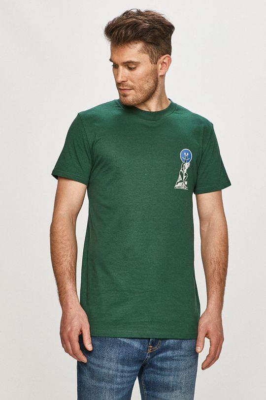 zielony Dc - T-shirt