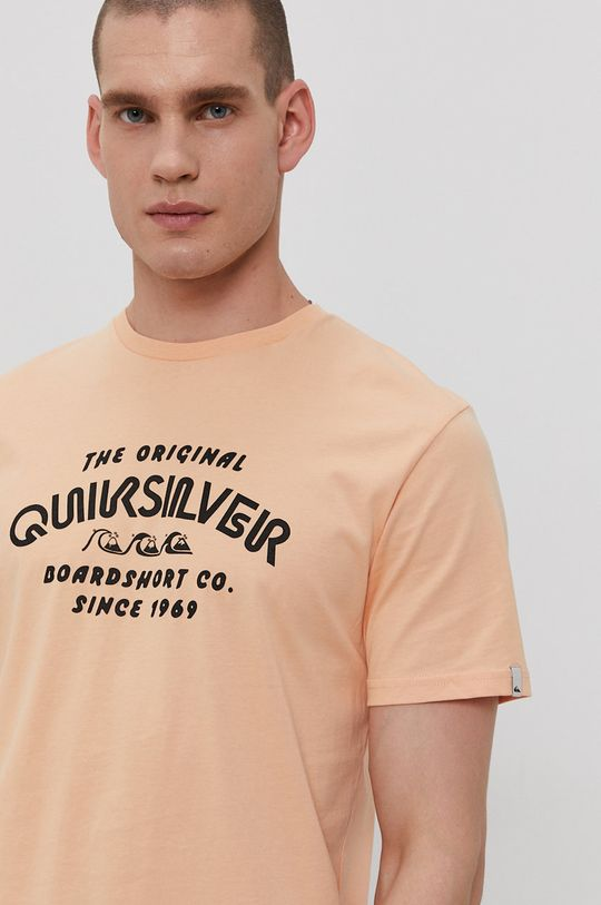 oranžová Quiksilver - Tričko