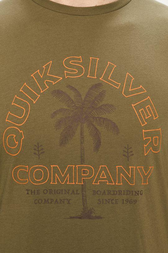 Quiksilver - Tričko Pánský