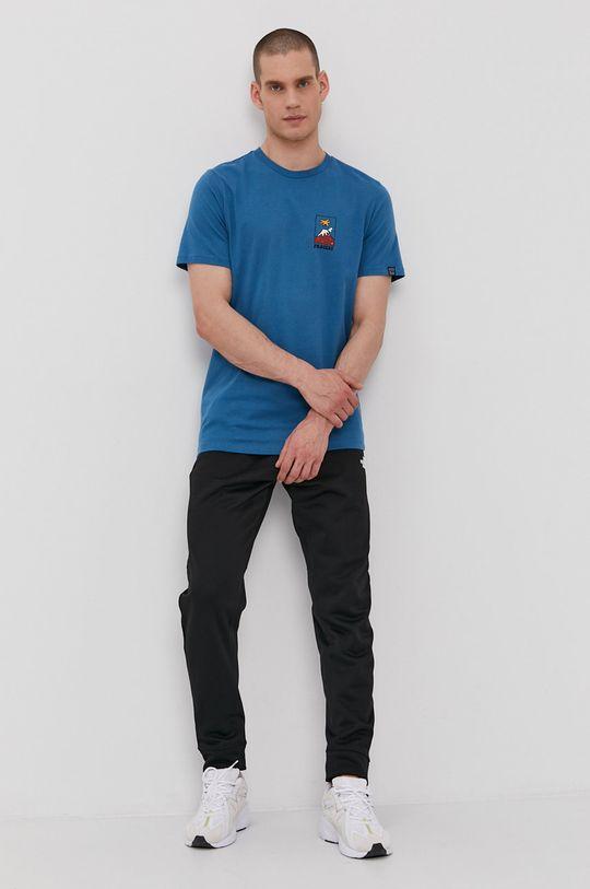 Protest - Tričko ocelová modrá