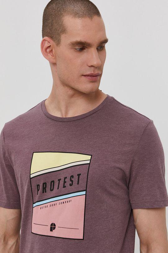 mahoniowy Protest - T-shirt