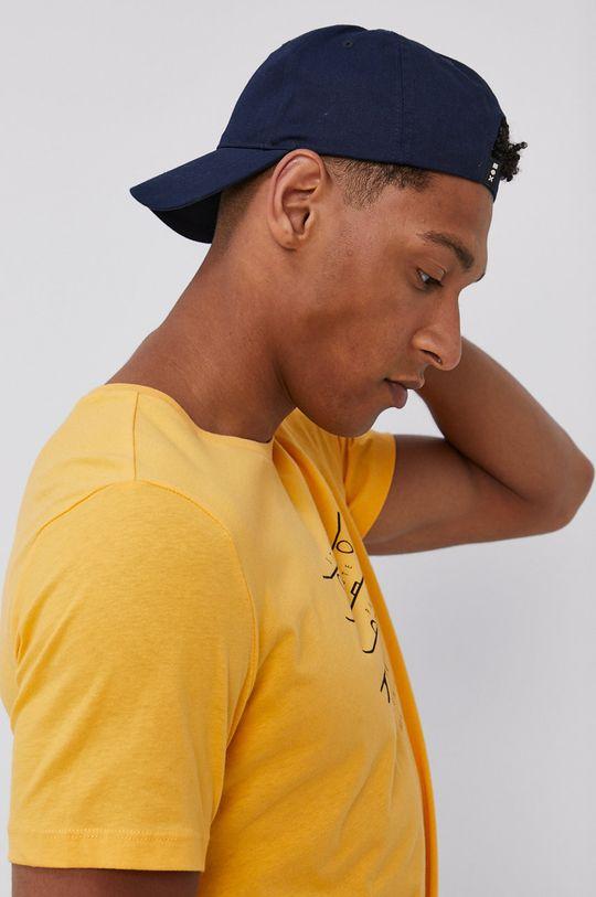 žlutá Protest - Tričko