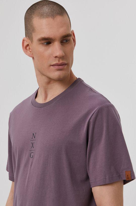 purpurový Protest - Tričko