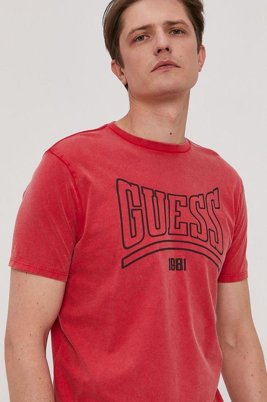 červená Guess - Tričko