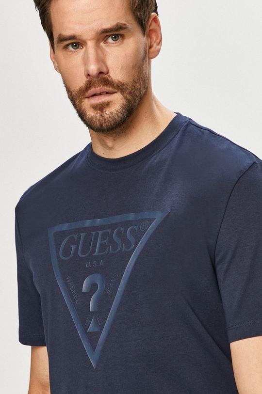 námořnická modř Guess - Tričko