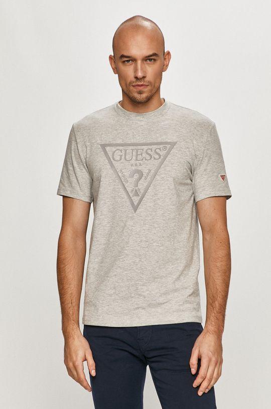 gri Guess - Tricou De bărbați