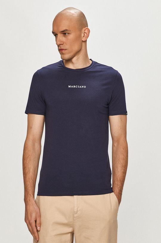 granatowy Marciano Guess - T-shirt